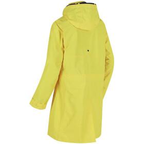 Regatta Gracelynn Coat Women Life Guard Yellow